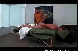 Dude enticed by her massage psychoanalyst