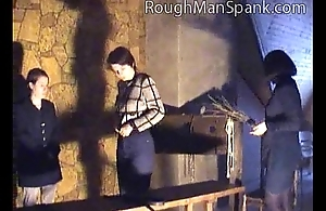 hard punishment from roughman