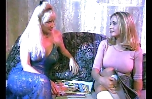 Greta Carlson with Kelly O'_rion - Wet Small-clothes