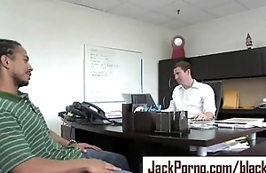 Giant Black Load of shit - Gay InterRacial Hardcore Be crazy - clip 02