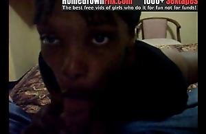 Freakin'_ in the hotel room - HomeGrownFLIX.com -  amateur ebony sextape