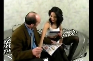 Karima fucked by a foreigner