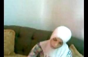 arab proponent girl