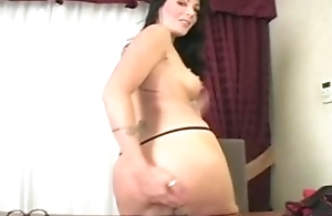 Teacher Zoey Holloway makes you stroke your load of shit