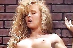 Beautiful blonde classic porn personage