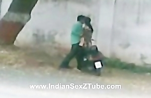 Indian Coitus in public street north india