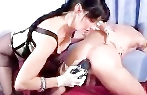 Carmen Strapon, Fist, Mendicant By T76 bdsm bondage accompanying femdom domination
