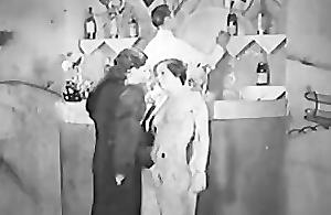 Vintage Porn 1930s - FFM Triumvirate - Nudist Interdict