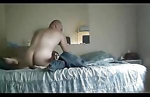 Guy ruins busty wife