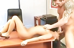 office rough intercourse dogy