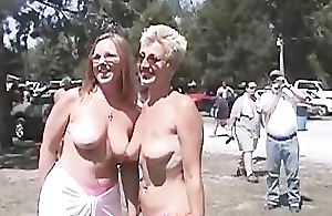 Nudist Colony Tow-headed Part 2