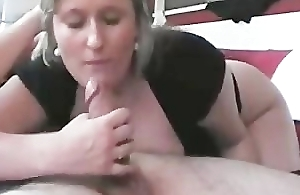 Blonde Chick Gets Anal Creampie