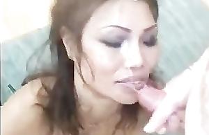 Thai Suzy bukkake combo unite