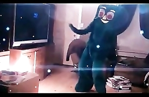 Gumby Dances for Camera [HOT]