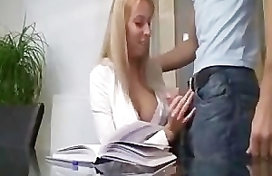 Tall Blonde German Ungentlemanly Property Fucked