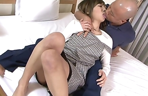 Asian amateur wife acquires properly fucked by her husband