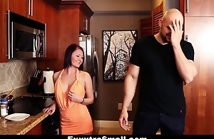 Petite housewife gets hard pussy pounding she's been craving for
