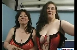 British BBW Teen Doxies