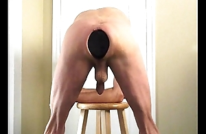 Ass Stretching Pretentiously Anal plug Anal