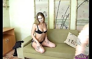 Karen Eluaniv as teen Sage Hitchhiker