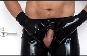 My First Latex Germ Video