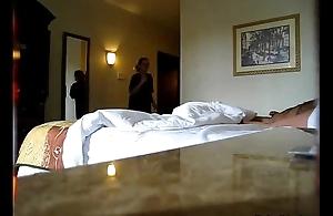 Flashing the inn maid - http:// /WantToChat