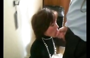 French Slut Oral-job
