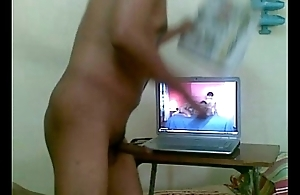 gay porn video coupled with cumming