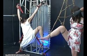 New Japanese S&m Sex - Kaho and Ayumi